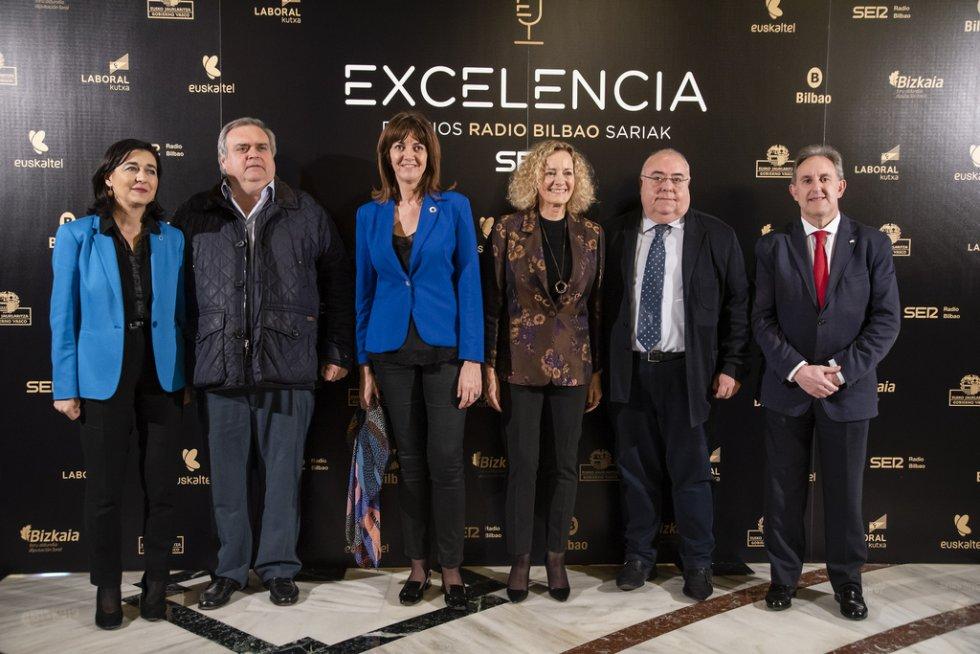 Fotogalería | Así ha sido la gala de los Premios Radio Bilbao a la Excelencia