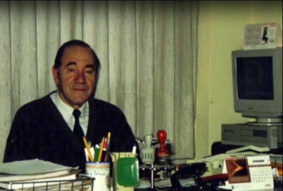 Víctor Fernández a título póstumo (1997)