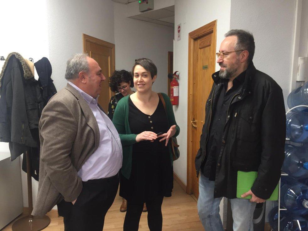 FOTOGALERÍA | Debate electoral en SER Toledo