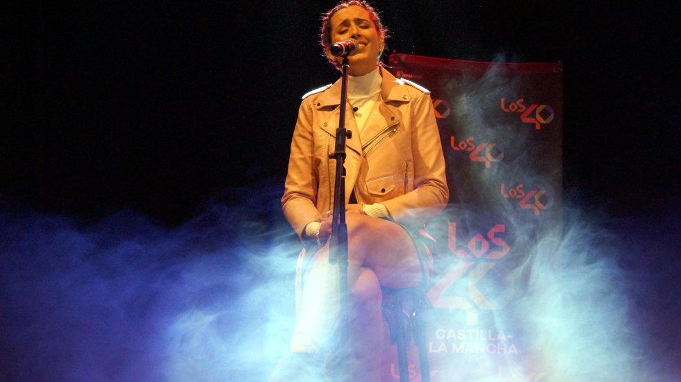 Las mejores imágenes del 'Los40 Stage' con Sweet California en Toledo