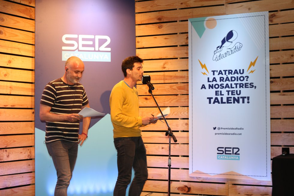 Entrega dels Premis IdeaRàdio 2019