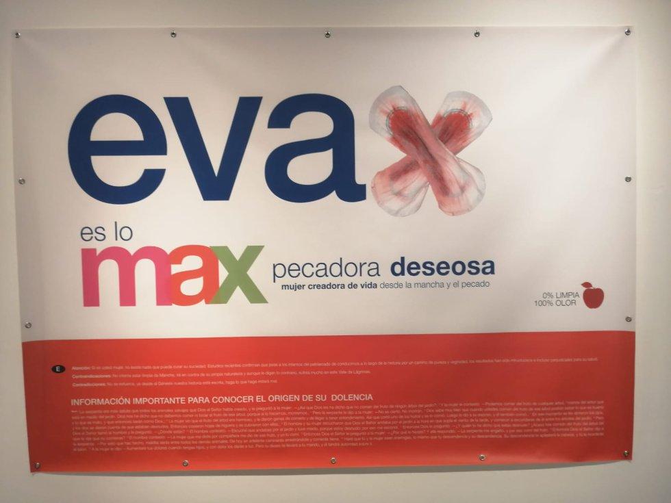 'Evax es lo MaX' de Lourdes Farratel (La Lou)
