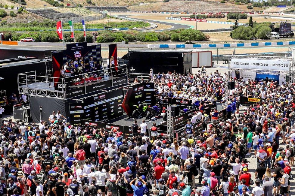 Imágenes del domingo de carreras en el Circuito de Jerez