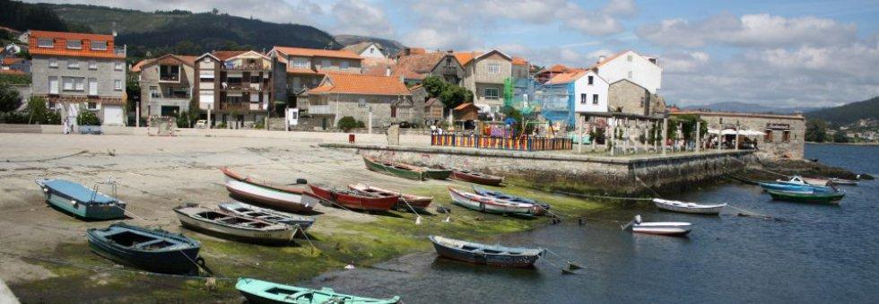 Barcas y aparejos de pesca