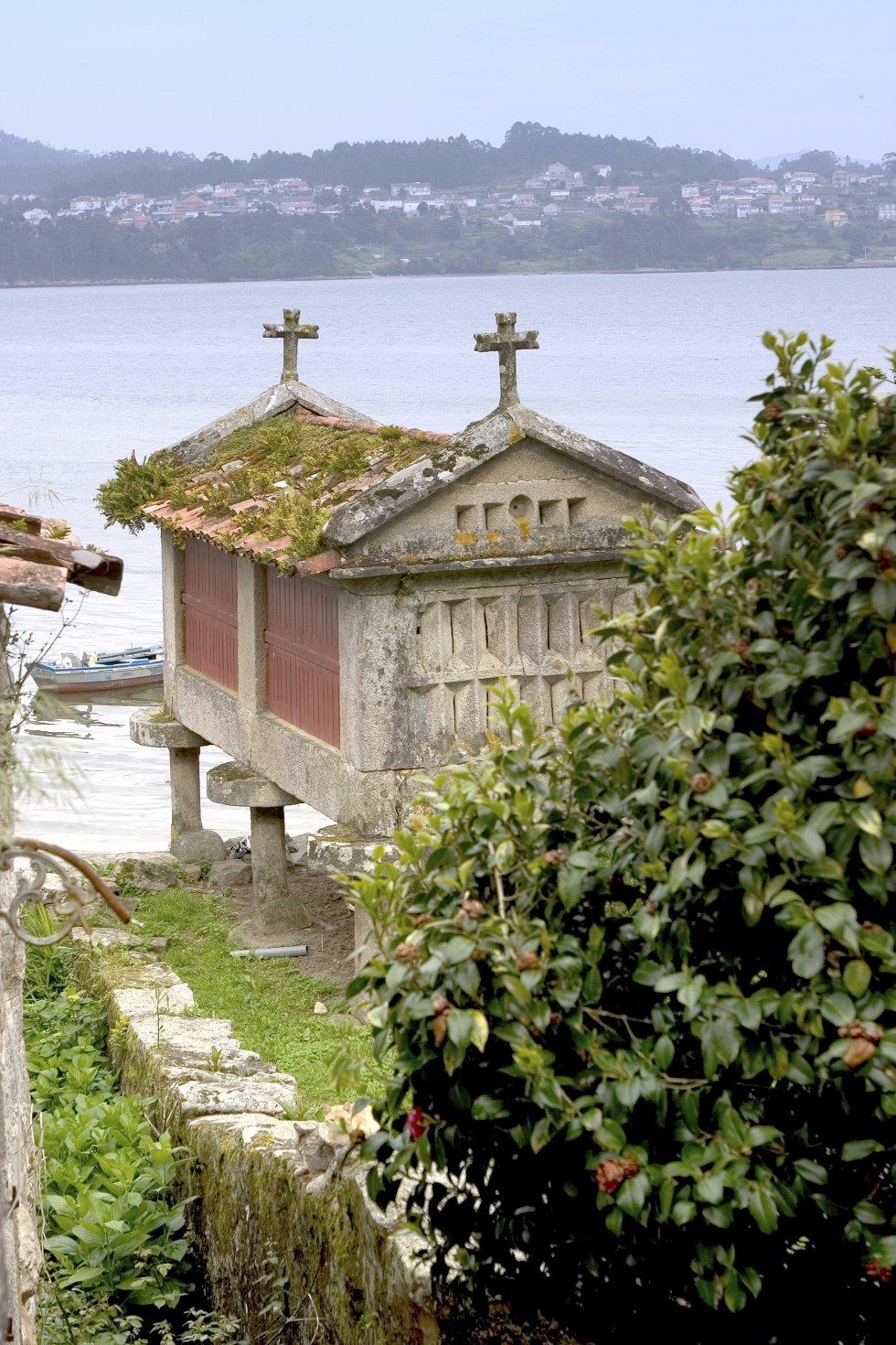Combarro, un paraíso en las Rías Baixas