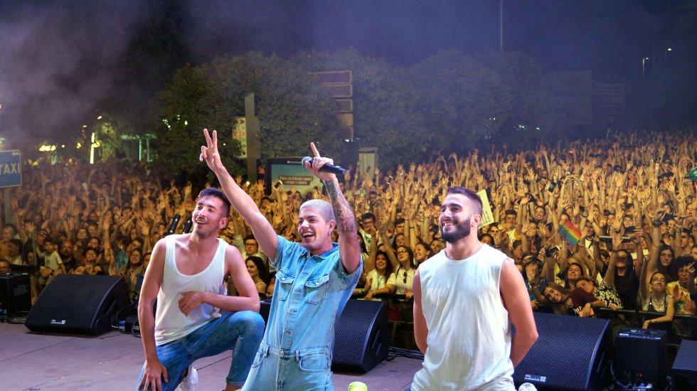 Las mejores imágenes de 'Los40 Pop Toledo 2019'