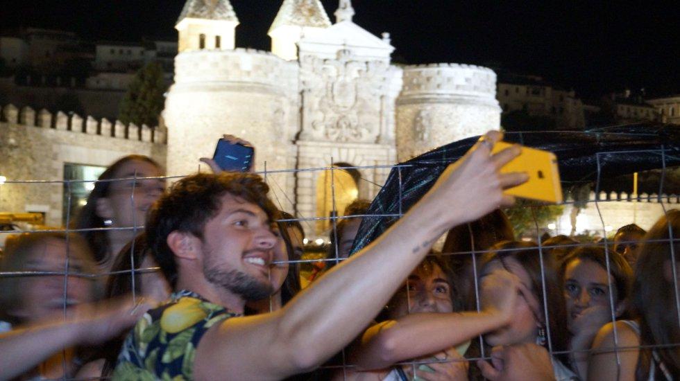 Las mejores imágenes del 'Concierto Dial Corpus 2019'