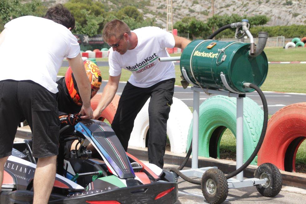 Éxito del II Gran Premio de resistencia en Karting LOS40 Castellón