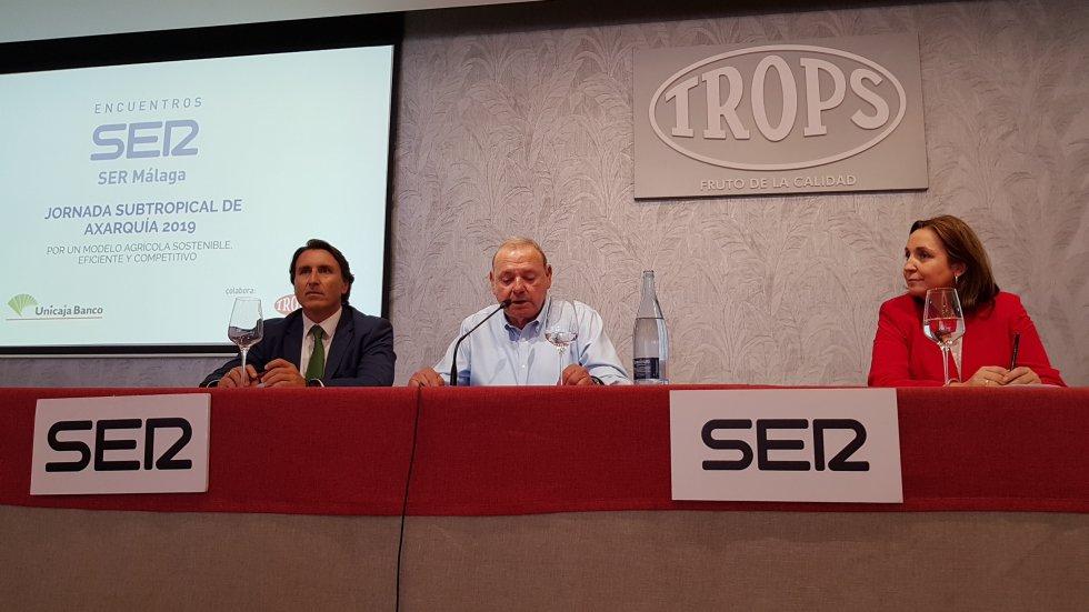 Acto de inauguración del Encuentro SER en Vélez-Málaga