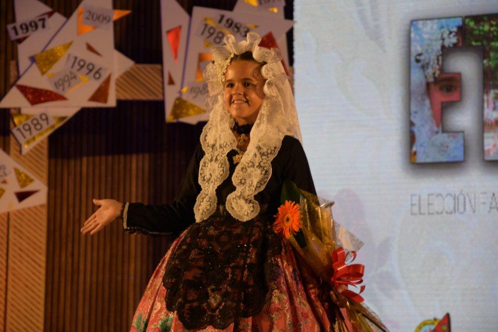 FOTOGALERÍA | Elección Falleras Elda 2019