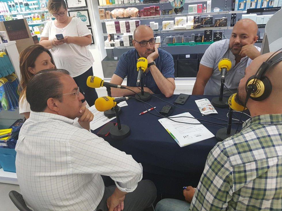 Las imágenes del 'Día de los Mayores', desde Farmacia Albacete 24 horas