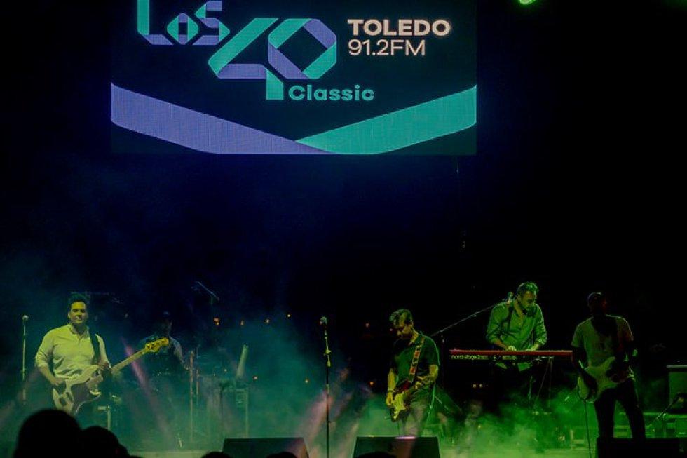 Las mejores imágenes de 'Los40 Classic Rebobinando Toledo 2019'