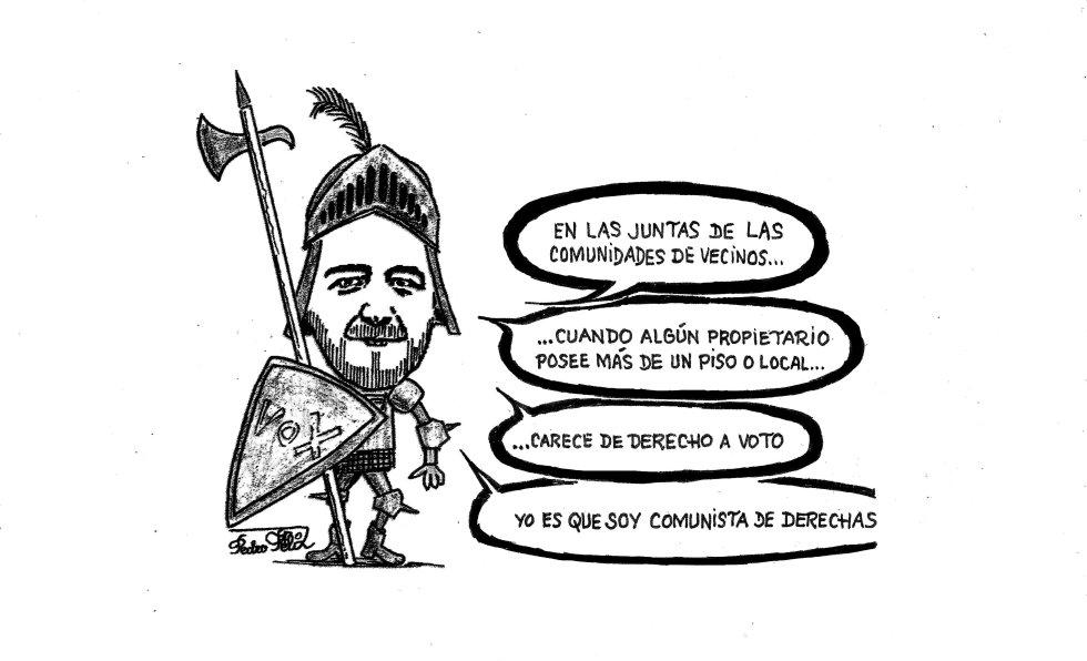 Humor con Pedro Félix. 16 febrero