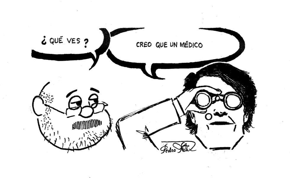 Humor con Pedro Félix. 24 febrero