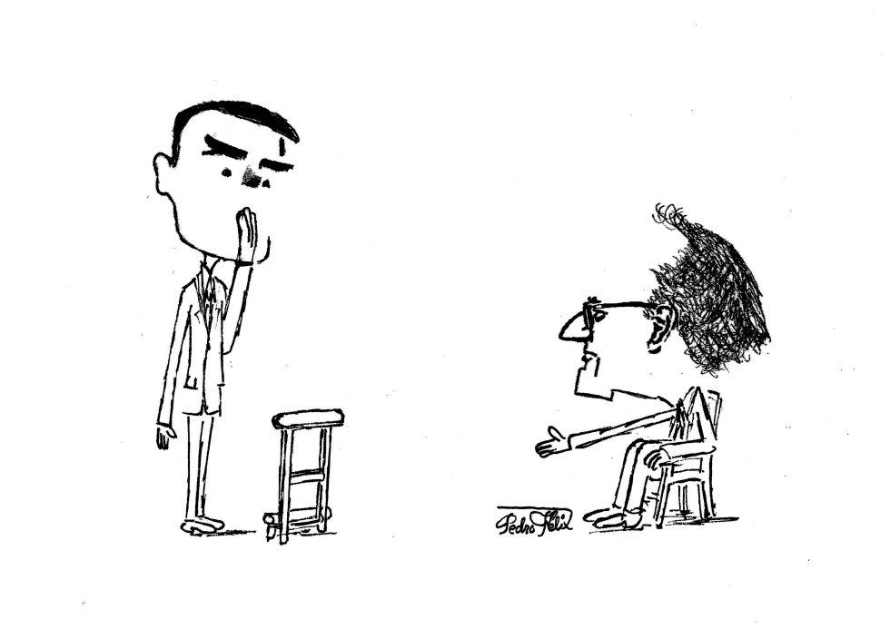 Humor con Pedro Félix. 26 febrero