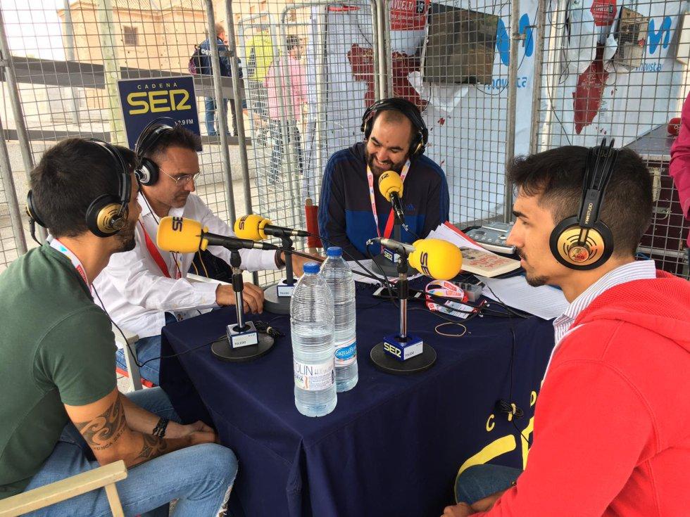 FOTOGALERÍA | La Vuelta deja huella en Toledo
