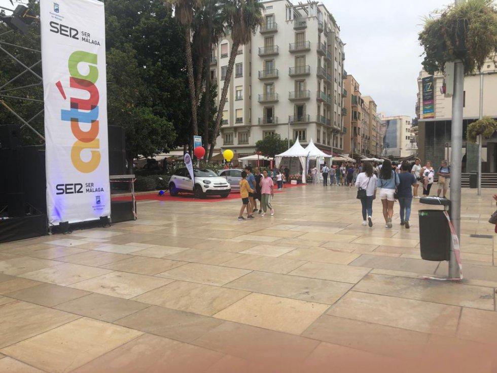 Arranca Actúa Málaga