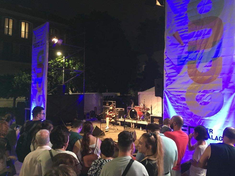 Variedad de espectáculos y actividades