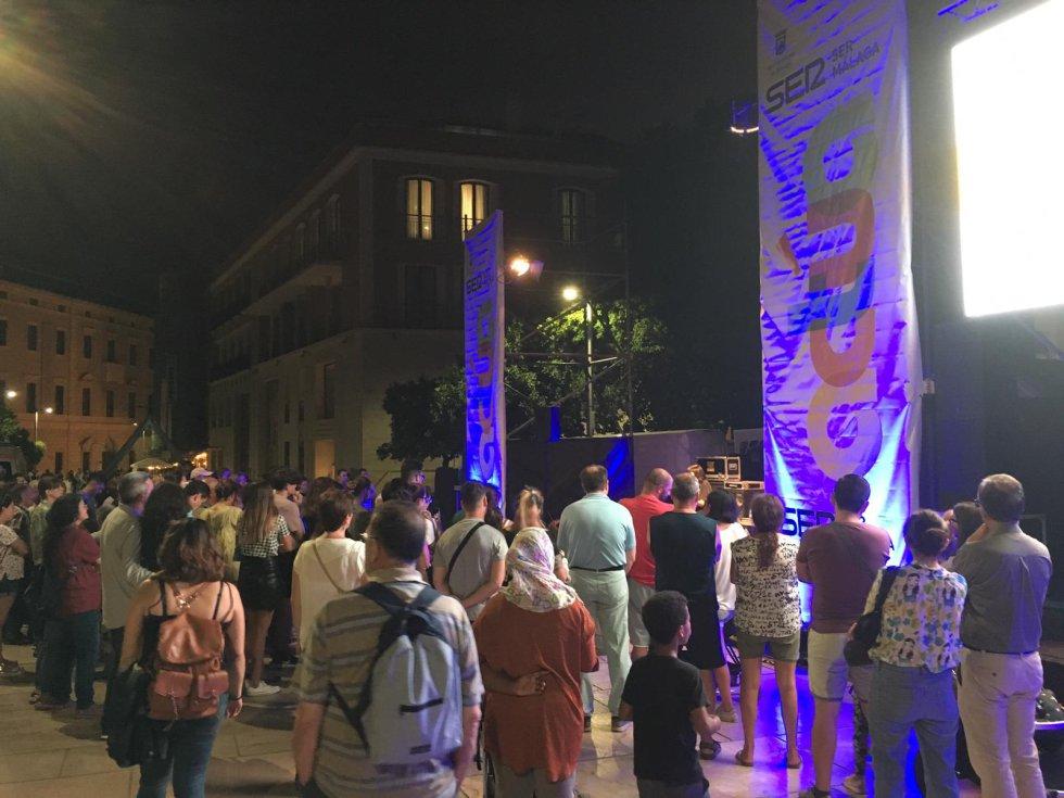 Málaga se vuelca con Actúa 2019