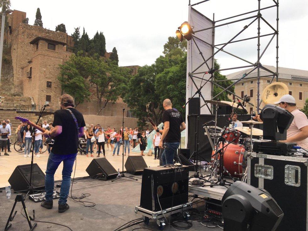 Música en Actúa Málaga