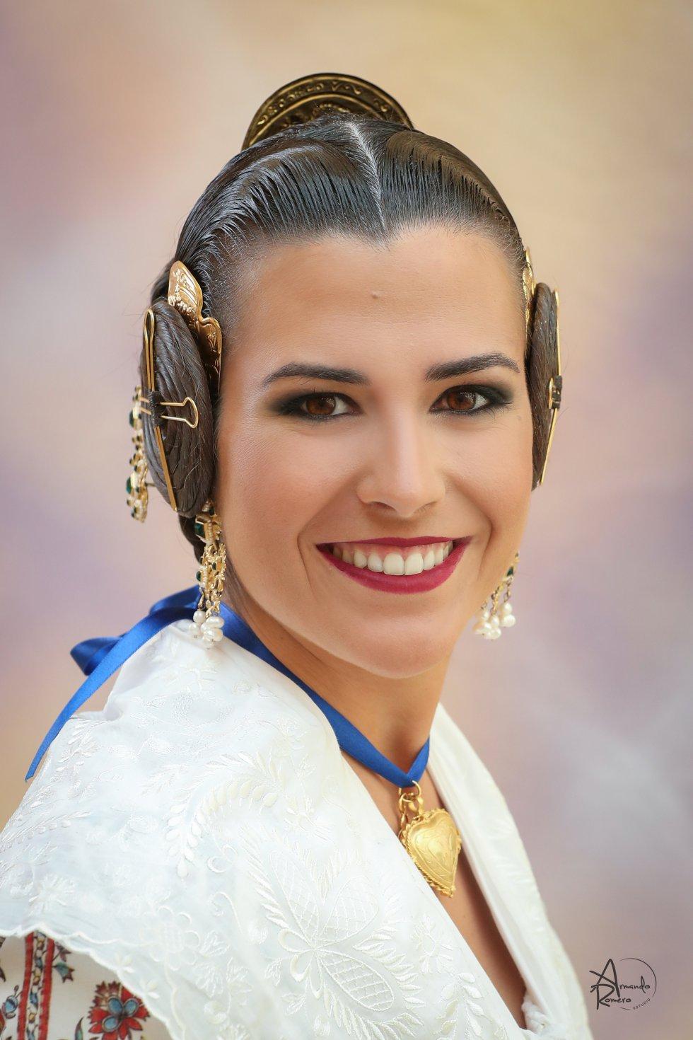 Claudia Rodríguez Blanco - Falla Albereda-França