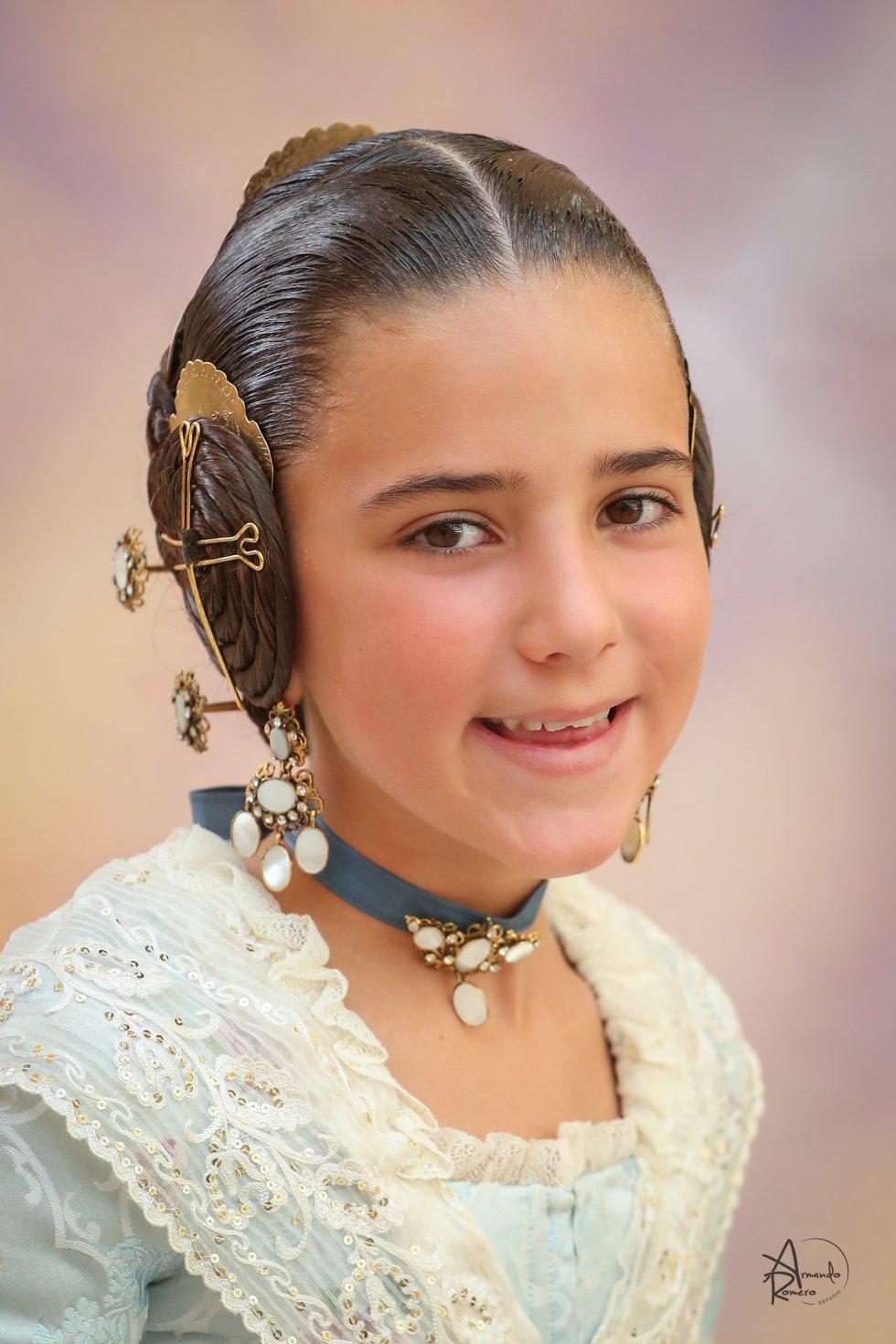Claudia Guillén Bartual - Falla Na Jordana