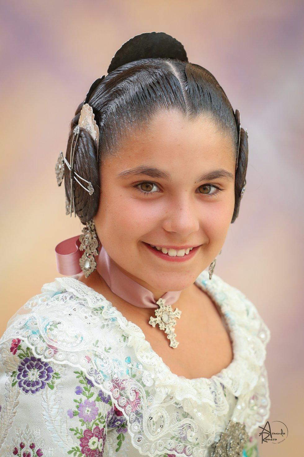Cristina Patricia Marcos de la Rosa - Falla Major - Moraira
