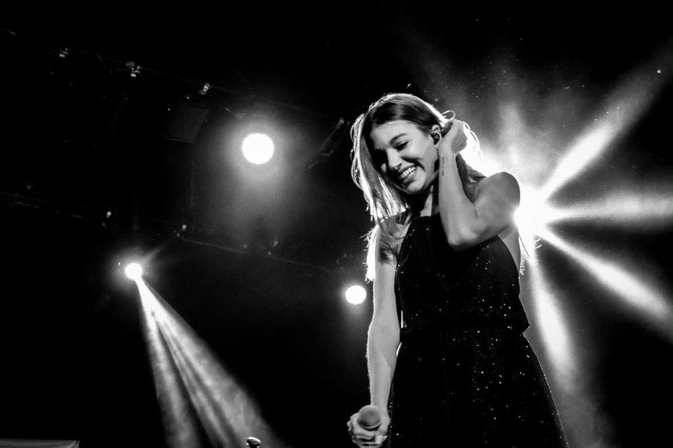 Las mejores imágenes del 'Escenario Dial' con Ana Guerra