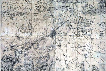 Parte del mapa