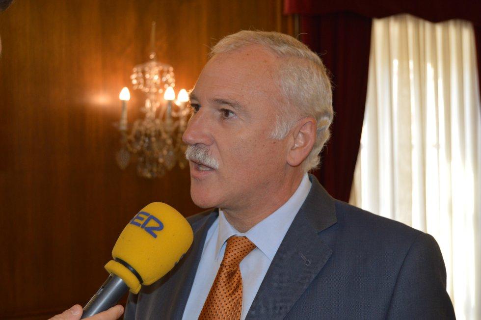 Jose Mari Salazar, consejero delegado de Tartiere Auto