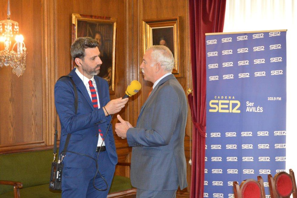 Entrevista con el consejero delegado de Tartiere Auto, Jose Mari Salazar