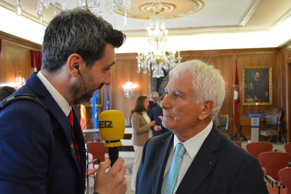 Entrevista con el propietario de Oxigar, José Luis Garzón