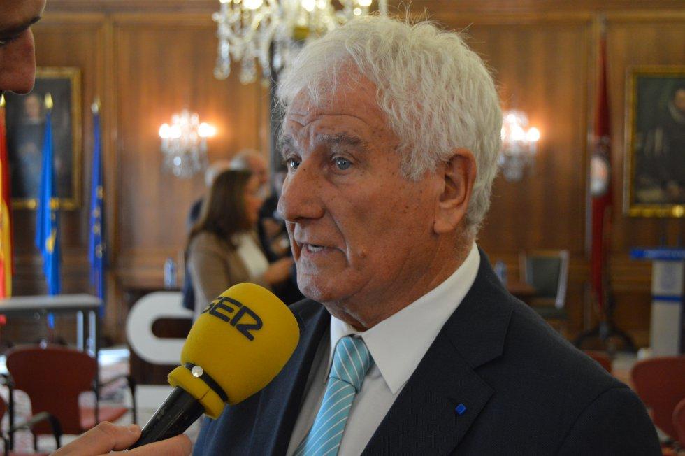José Luis Garzón, propietario de Oxigar