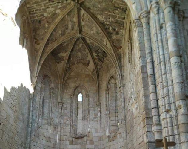 Abre al público el Monasterio cisterciense de Bonaval, en Retiendas (Guadalajara): Abierto al público el Monasterio cisterciense de Bonaval en Retiendas
