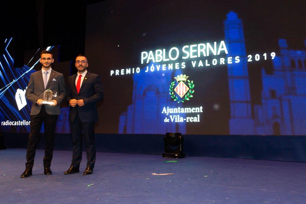 PREMIOS RADIO CASTELLÓN CADENA SER: Las mejores fotos de la XVI Gala de Premios de Radio Castellón