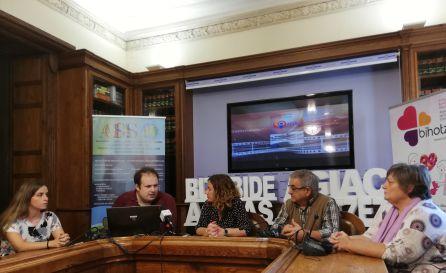 """Presentación de """"Hedatuz, visibilización de asociaciones sociales"""""""