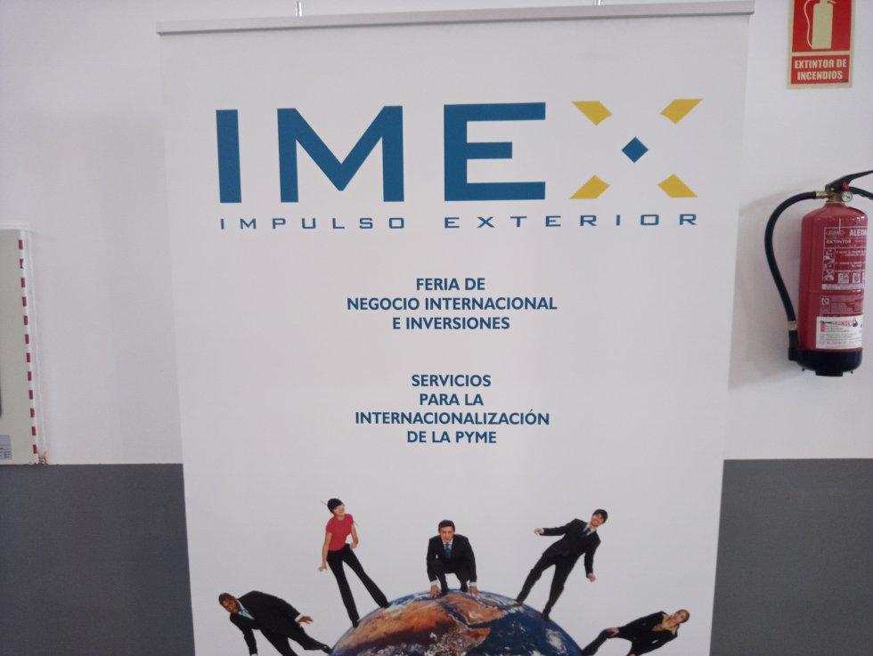 La SER presente en la Feria 'IMEX' Fotogalería