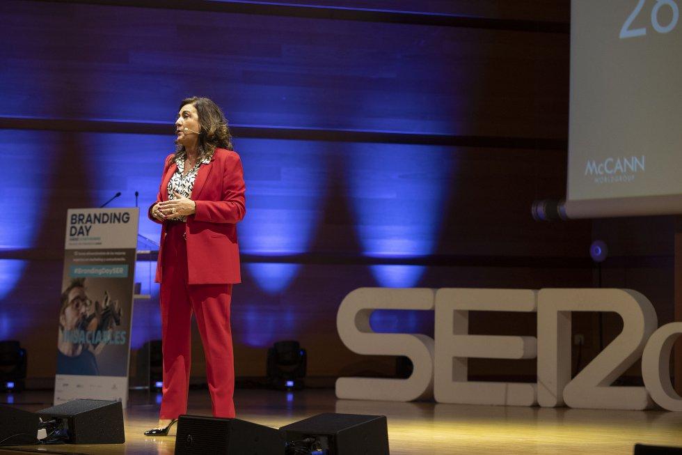 Cristina Vicedo, de Future Brand, habló del 'bleisure', la experiencia que combina el negocio y el ocio