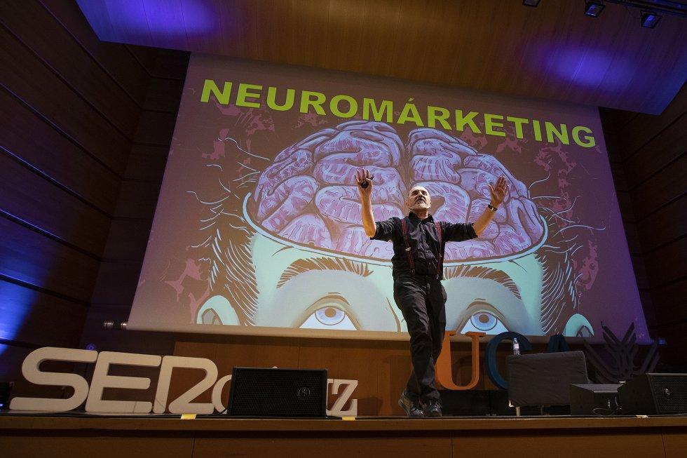 """El experto en neurociencia, Fernando Salinero: """"Hay que hablarle a la gente de sus necesidades y de cómo las resuelven"""""""