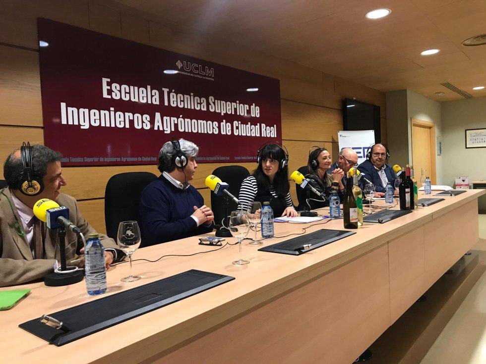 Los mejores momentos de 'Coloquios del Vino y Nuestra Tierra' desde Ciudad Real