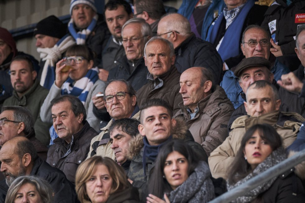 Las imágenes del triunfo de la Arandina frente al Astorga