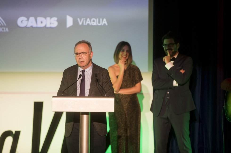 Así fue la gala de los premios SERenidade 2019 en imágenes