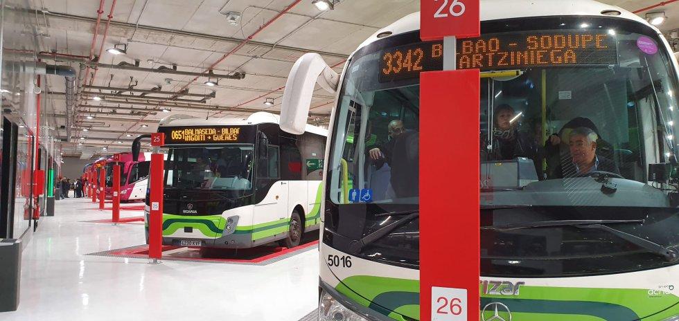 Bilbao Intermodal, en imágenes