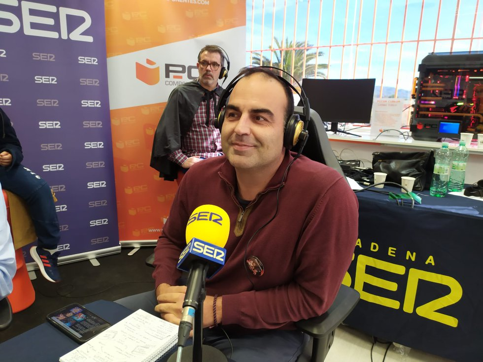 Fran Setín, director de Marketing de PcComponentes