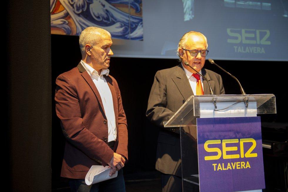 FOTOGALERÍA | Las imágenes de la Gala Premios SER Talavera