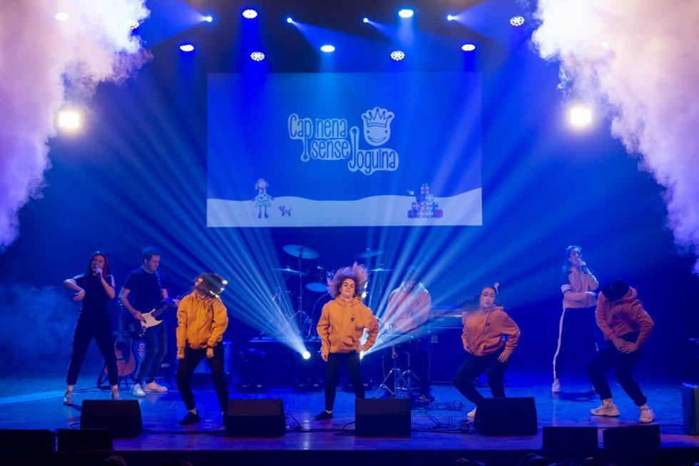 El concert del Cap Nena