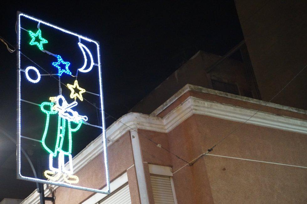En Elda, ya es Navidad