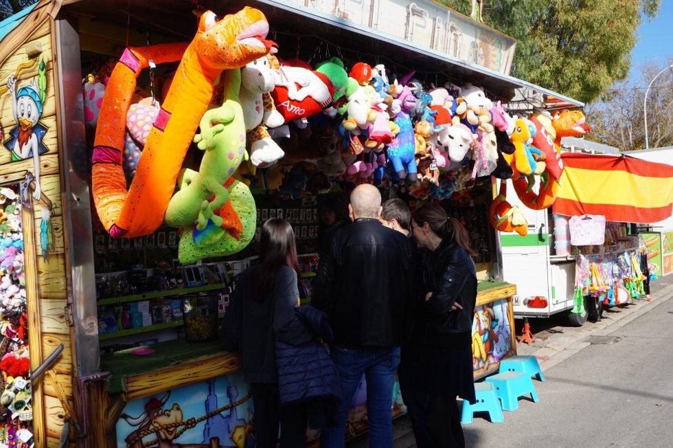 Elda celebra la Feria de La Inmaculada