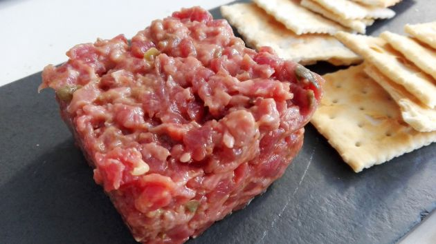 Steak tartar de añojo