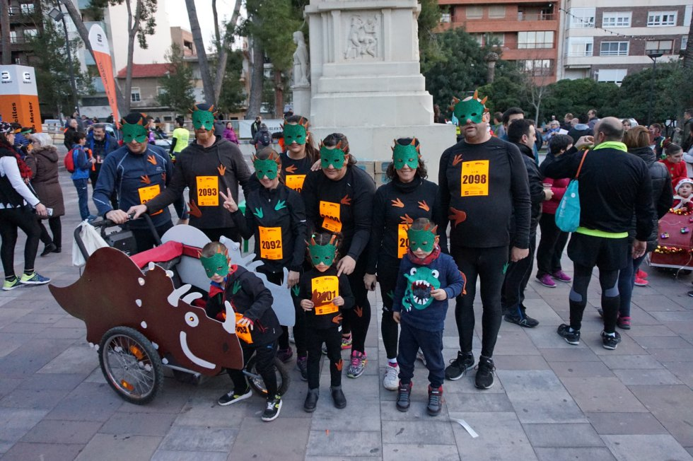 39ª San Silvestre Eldense (disfraces I)